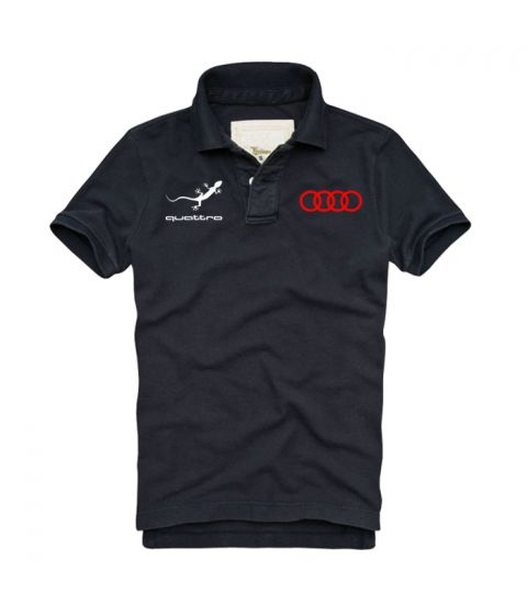 Audi Lizard Polo T-Shirt