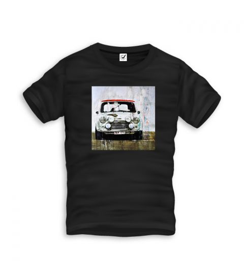 Mini Cooper Art T-Shirt