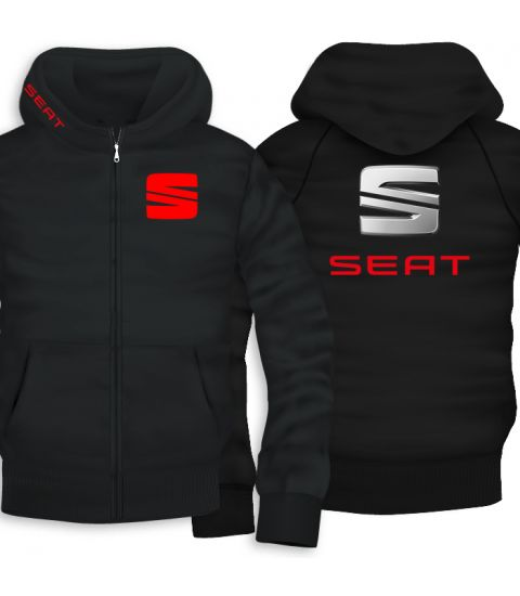 Seat New Logo Zipper